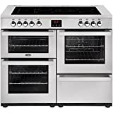 Best Electric Ranges - Belling 444444096 Cookcentre 110E Professional 110cm Electric Ceramic Review