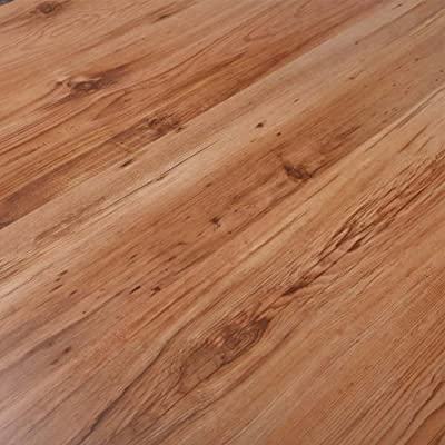 Klikka Quality Commerical AC3 Laminate Flooring - Chestnut - 2.66m2 - inexpensive UK light shop.