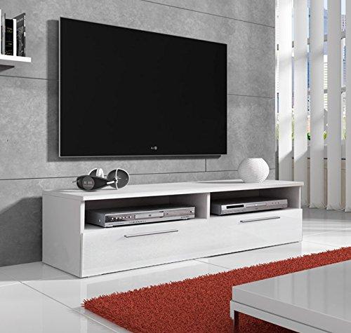 Lettiemobili –Mobile TV modello Cozumel bianco