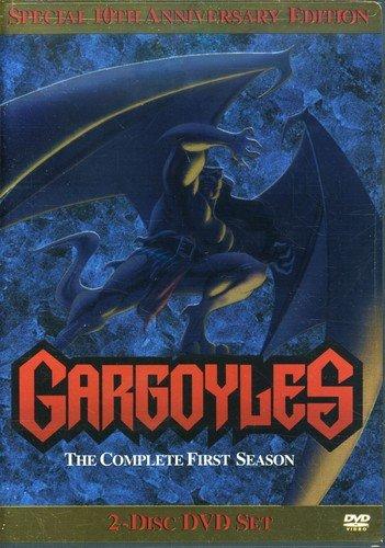 Bild von Gargoyles: Complete First Season [Import USA Zone 1]