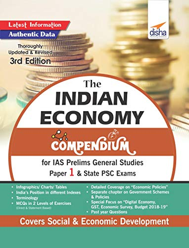The Economy Compendium for IAS Prelims General Studies Paper 1 & State PSC Exams