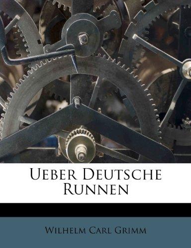 Preisvergleich Produktbild Ueber Deutsche Runnen