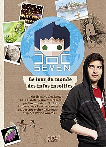 Livres Internet - Doc Seven présente le tour du monde