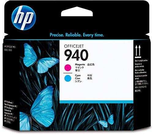 HP 940 Original Druckkopf magenta und cyan