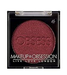 Makeup Obsession Eyeshadow, E163 Plum, 2g