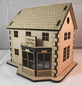 Build Your Own Fairy Village In Miniature Ye Olde Fairy Wand Shop