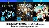 Fringe - Grenzfälle des FBI: Staffel 1-3 [Blu-ray]