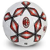 DIVASPORT Pallone Misura 5 300 GR SGONFIO A.C. Milan - Prodotto Ufficiale