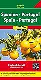 Spanien - Portugal, Autokarte 1:700.000: Wegenkaart 1:700 000 (freytag & berndt Auto + Freizeitkarten) - Freytag-Berndt und Artaria KG