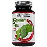 Grüner Tee/Grüntee 315mg - 120 Tabletten - Die preiswerte Alternative