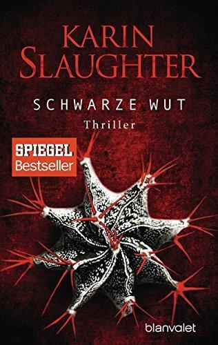 Buchcover Schwarze Wut: Thriller (Georgia-Serie, Band 5)