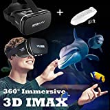 Casque 3D VR avec de nouvelles lunettes de réalité virtuelle à distance,...