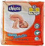 Chicco Dry Fit Pannolini Taglia 3 Midi 4-9 kg - Set di 3x21 strati (63 strati)