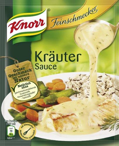 Knorr Feinschmecker Kräuter Soße 250 ml