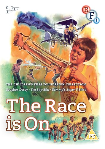 Children's Film Foundation Collection: The Race is On - (Soapbox Derby | Sky-Bike   Sammy's Super T-Shirt) [DVD] [UK Import]