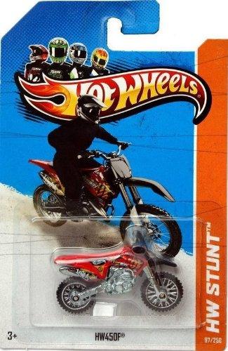 Hot Wheels HW Stunt HW Moto HW450F 97/250