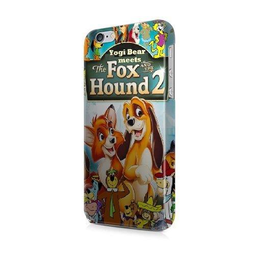 NEW* THE FLASH Tema iPhone 5/5s/SE Cover - Confezione Commerciale - iPhone 5/5s/SE Duro Telefono di plastica Case Cover [JFGLOHA003230] THE FOX AND THE HOUND#00