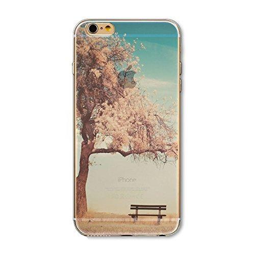 Schutzhülle iPhone 7Schutzhülle étui-case transparent Liquid Crystal TPU Silikon klar, Schutz Ultra Slim Premium, Schutzhülle Prime für Iphone 7-paysage 10