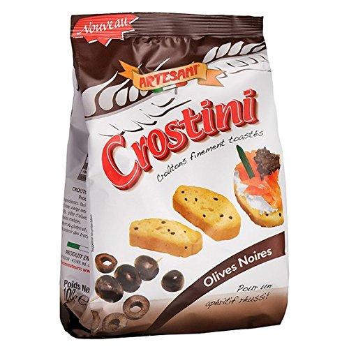 Crostini aux olives - ( Prix Unitaire ) - Envoi Rapide Et Soignée