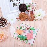 Gudotra 300pz Sacchetti Trasparenti per Caramelle Sacchetti Confetti  Plastica Alimentari con Strip Adesiva per Regalo Caramelle 5b40c3ae3dda