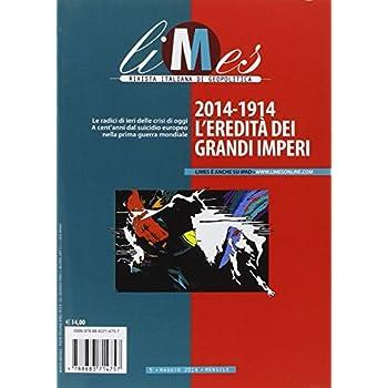 Limes. Rivista Italiana Di Geopolitica (2014): 5
