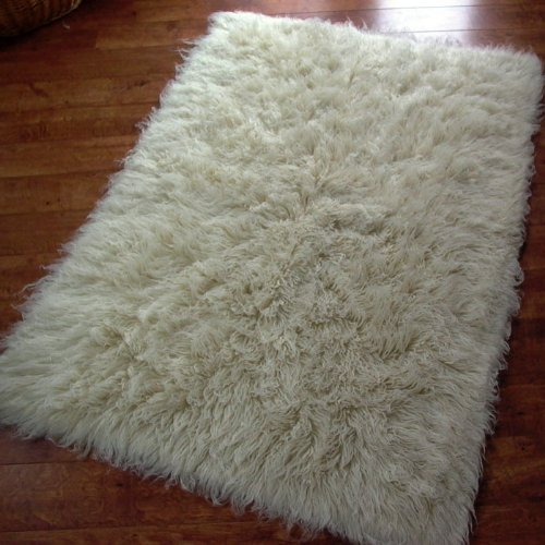 white fluffy carpet. Flokati Rug 60 X 120cm White Fluffy Carpet