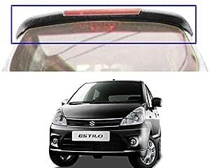 Auto Pearl - Premium Quality OE Type Car Spoiler For - Maruti Suzuki Zen Estilo (Midnight black)