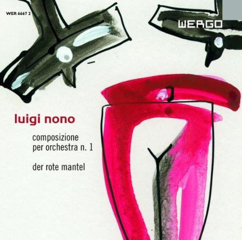 Nono : Oeuvres pour orchestre I