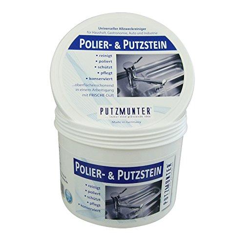 PUTZMUNTER Universal POLIER- & PUTZSTEIN 900g