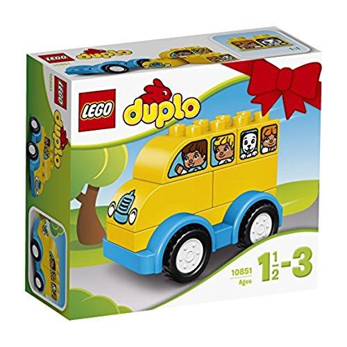 LEGO DUPLO – Mon premier bus – 10851 – Jeu de Construction