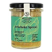 Delicious & Sons - Artichoke Spread 6.35 Oz. 182349