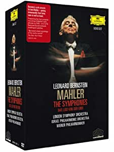Leonard Bernstein: Mahler - The Symphonies [DVD] [2005] [NTSC]