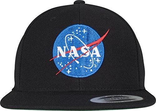 Urban Classics MT534 NASA Snapback black