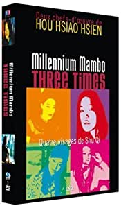 Three times / Millenium mambo - Coffret 2 DVD