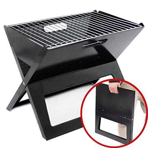 Notebook Barbecue pliable, pour charbon de bois