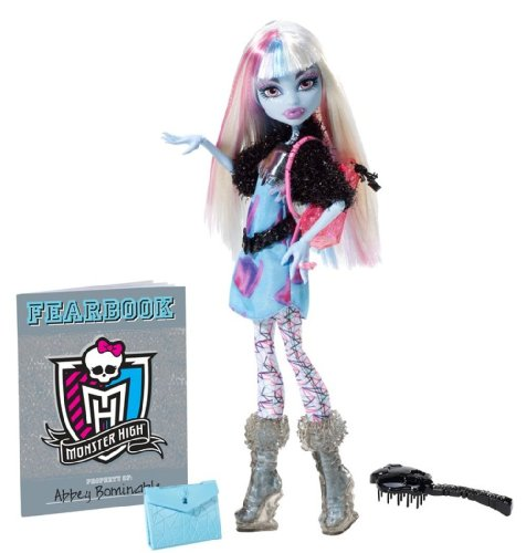 h Picture Day Abbey bominable Puppe (Monster High Abbey Bominable)