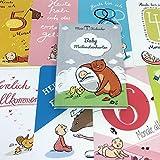 Mein 1. Kalender, Baby Meilenstein Karten, 30 Stk.