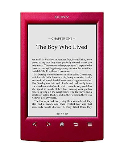 sony-prst2hrc-lector-de-e-book-wifi-color-rojo