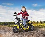 Peg Perego Moto à batterie électrique Scrambler Ducati 3roues 6V 6V