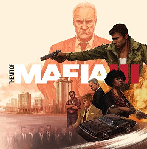 Book's Cover of ART OF MAFIA III