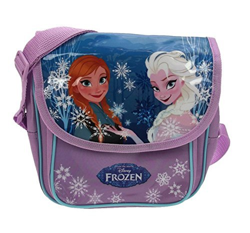 Disney tmfroz001004Frozen Glitter Tasche (Bücher Trade-in-programm)