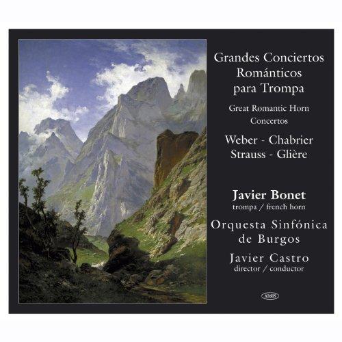 Concierto para trompa y orquesta nº 1, opus 11 en Mib mayor. Andante