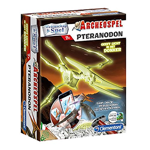 Clementoni 0619033 Archeospiel Pteranodont