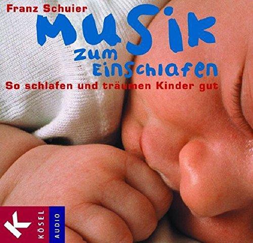 Musik zum Einschlafen: So schlafen und träumen Kinder gut