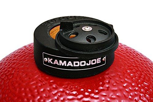 """Kamado Joe """"Classic Joe red"""" - 3"""