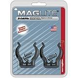 Maglite ASXD021 Auto Clamps Skin for ASXD026E (2 Pieces)