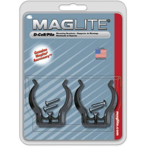 Maglite ASXD026 - Pinzas soporte de acampada y senderismo
