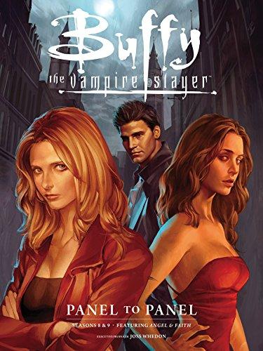 Buffy the Vampire Slayer: Panel to Panel-Season 8 & (Scooby Halloween)