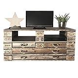 Palettenmöbel Kommode, Highboard, TV-Board,