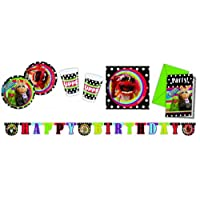 Procos 412263 - Kinderpartyset The Muppets, L